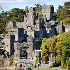 Ashford Castle, County Mayo, Ireland