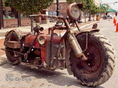 Tractor Bike