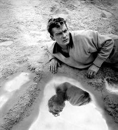 Jean Marais Orphee de J.Cocteau ....