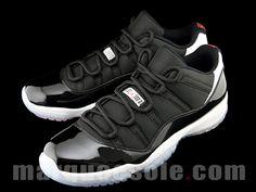 "Air Jordan 11 Low ""Infrared"" (Closer Look)   KicksOnFire.com"