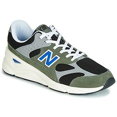 Xαμηλά Sneakers New Balance X90 ΣΤΕΛΕΧΟΣ: Δέρμα / ύφασμα & ΕΠΕΝΔΥΣΗ: Ύφασμα & ΕΣ. ΣΟΛΑ: Ύφασμα & ΕΞ. ΣΟΛΑ: Συνθετικό Zapatillas New Balance, Baskets, Textiles, Sportswear, Boots, Sneakers, Products, Fashion, Green