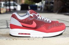 #Nike Air Max 1 Spring 2014 Jacquard Collection #sneakers