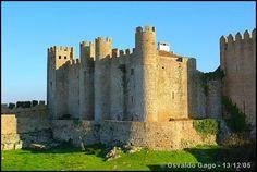 Castelo e Muralhas de Óbidos – Leiria