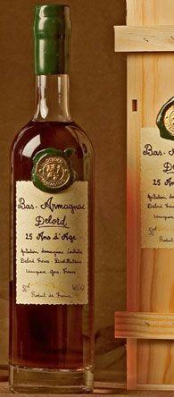Bas-Armagnac Delord, 25 years old #armagnac #spirits