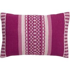 Saudades Magenta pillow