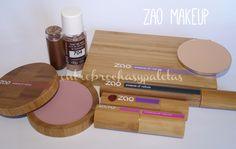 Zao Makeup | Maquillaje ecológico, bio | Impresiones http://www.entrebrochasypaletas.com/2014/07/zao-makeup-maquillaje-ecologico-bio.html #zaomakeup