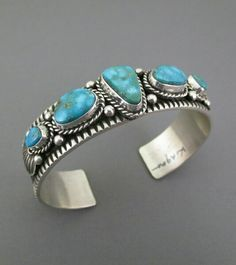 Turquoise Cuff, Turquoise Gemstone, Turquoise Jewelry, Turquoise Bracelet, Kingman Turquoise, Sterling Silver Cuff Bracelet, Silver Necklaces, Silver Ring, Silver Earrings