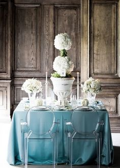 * v i s u a l * v a m p *:  I despise the notion that arrangements like these should be restricted to Weddings. Every time you gather with family and friends for a Meal together . it should be considered  a special occasion. #Make your life beautiful. You will make my day!