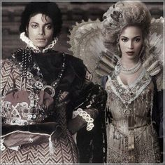 They say pop royalty #Beyonce Knowles & #Michael #Jackson were good friends before he passed away in 2009. Here's a never-before-seen photo of them together.