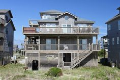 Simplify Obx Rentals, Vacation Rentals, Hatteras Realty, Outer Banks Rentals, Nice View, Cabin, Mansions, House Styles, Tub