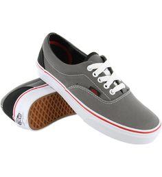 Vans Era Shoes - (Pop) Gargoyle Mars Red  3ce64da10