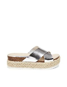 720c77c10ec ARRAN  STEVE MADDEN Rose Gold Sandals