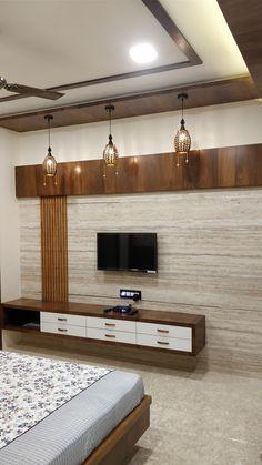 Tv Unit Furniture Design, Tv Unit Interior Design, Interior Ceiling Design, Bedroom Furniture Design, Living Room Partition Design, Bedroom Door Design, Ceiling Design Living Room, Living Room Designs India, Living Room Tv Unit Designs