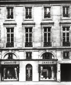 Jansen 9 Rue Royale headquarters