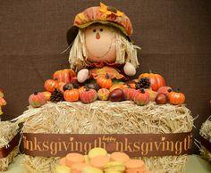 Happy Thanksgiving !  Custom Dessert Bar styled by Ganache. Like us at www.facebook.com/styledbyganache