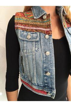 Chaqueta jeams