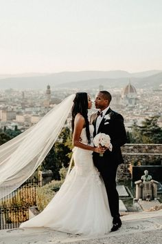 A Dreamy Wedding at Villa Cora with Breathtaking Views of Florence Making A Wedding Dress, Luxury Wedding Dress, Fall Wedding Dresses, Fall Wedding Colors, Glamorous Wedding, Wedding Veils, Wedding Shoot, Designer Wedding Dresses, Wedding Ideas