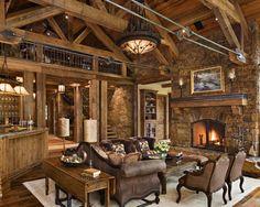 Gorgeous Fireplace Design