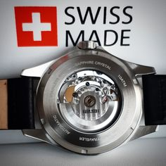 1291 Watches are available with the very best & famous ETA TOP GRADE Movements. Swiss Made Watches, Automatic Watch, Amazing, Top, Clocks, Watch, Crop Tee