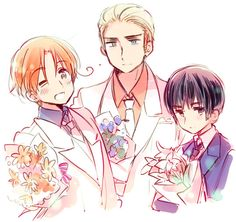 10 Years of Hetalia Anniversary! by simply-lau on DeviantArt