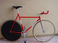 DANISH SCHRODER PURSUIT TRACK bike