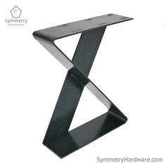Stay up to speed on Symmetry's metal table leg work. Here is a gallery of our most recent metal table base designs and DIY finished products. Steel Table Legs, Steel Dining Table, Dining Table Legs, Dining Table Sizes, Narrow Table, Desk Legs, Ral Colours, Metal, Modern