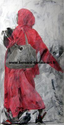 Portraits – Bernard Dartois, Artiste Peintre