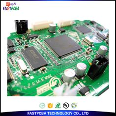 Fr4 SMT PCB with Turkey Service X-ray Test,2 Layer fr4 Board zx@pcb-smt.net
