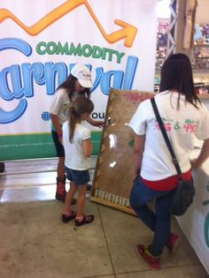 4H Commodity Carnival at the Missouri State Fair.
