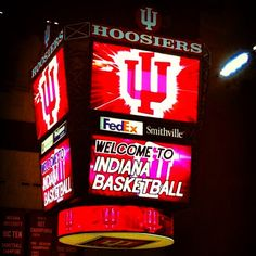 Welcome to the Carnegie Hall of College Basketball, IU and the Hoosier Nation!