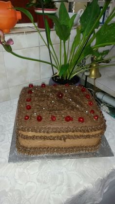 Chocolate for friend