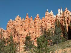 Hoodoos - Bryce Canyon National Park, Utah - Photo