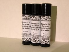 Fall Scent      All Natural Lip Balm With Added by aunaturelle, $3.50