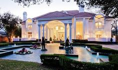 Mary Kay's Mansion...it's for sale.  Think about it..  Dreams do come true, Mary Kay Ash proved it...you just have to be willing to WORK for your dreams when no one else will...