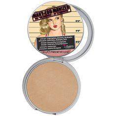 Janay Brazier: Makeup Monday: My Five Favourite Highlighters - The Balm