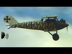 ▶ Pfalz D.III - WW1 German fighter 1917 - This World War One (1917) Pfalz D.III fighter was one of several replica aircraft built in 1966 for the motion picture 'The Blue Max'. The aircraft is seen here during its display at the Classic Fighters 2005 airshow held at Omaka Aerodrome, Blenheim, New Zealand.
