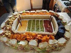 Superbowl Snacks For Kids, Snacks For Work, Healthy Work Snacks, Yummy Snacks, Superbowl Decor, Savory Snacks, Tapas, Super Bowl Menu, Football Food
