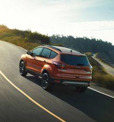 2017 Ford Escape Suv 5 Star Crash Safety Rating