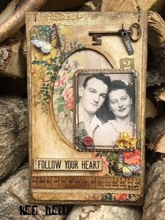The Little Shabby Shed: Follow your ❤️