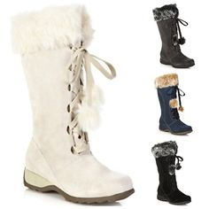 They ran out of the black in my size and the gray so I am getting the black http://www.hsn.com/shoes/sporto-waterproof-suede-tall-boot-with-pom-poms_p-6854467_xp.aspx?cm_mmc=sharingsite*Facebook*OC*6854467