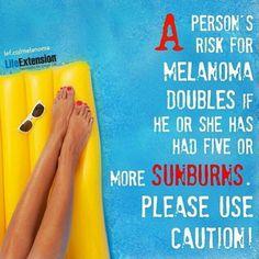 Melanoma awareness!