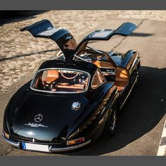 Mercedes Benz 300 SL (W198) Gullwing
