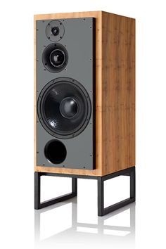 Middle model in the ATC consumer (non-Pro) line. If you have the room (and huge power handy) fantastic reproducers. Not for those who like euphony or golden sound. You hear what's on the media. — SCM100 | ATC Loudspeakers