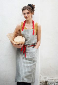 If I didn't have thousands in student debt, I would immediately quit and become a cute French baker in a quiet beachside town and wear an apron with red straps.