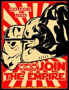 Star Wars Propaganda!