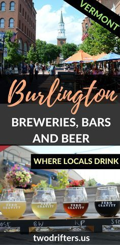 Find the best in Burlington Vermont beer. Our guide shares the top Burlington VT breweries and bars. Where to drink in Vermont? Travel Tips Tips Travel Guide Hacks packing tour Travel Usa, Travel Tips, Travel Ideas, Spain Travel, Travel Photos, Travel Articles, Mexico Travel, Canada Travel, Travel Packing