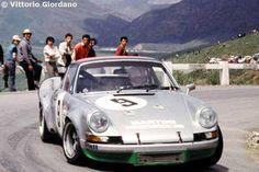 RSC Photo Gallery - Targa Florio 1973 - Porsche 911 Carrera RSR no.9 - Racing Sports Cars
