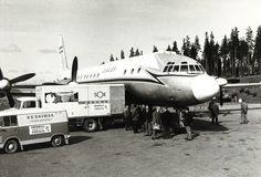 Keskimaalle viinirypäleitä Unkarista 15.9.1965