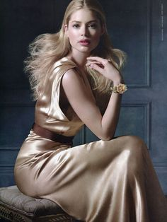 Doutzen Kroes for Tiffany & Co. Holiday 2012 Campaign - First Look