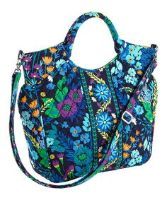 Loving this Midnight Blues Two-Way Tote on #zulily! #zulilyfinds